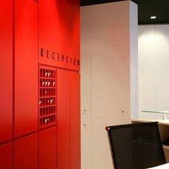 Отель Aparthotel Quo Eraso Мадрид удобства в номере фото 2