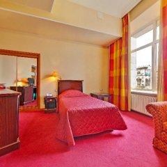 Гостиница Варшава 3* Стандартный номер с различными типами кроватей фото 4