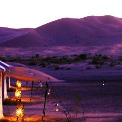 Отель Saharian Camp Марокко, Мерзуга - отзывы, цены и фото номеров - забронировать отель Saharian Camp онлайн балкон