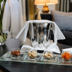 Hotel Bristol A Luxury Collection Hotel Warsaw Варшава в номере