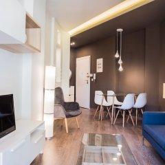 Отель Danae Apartment by QR booking Греция, Салоники - отзывы, цены и фото номеров - забронировать отель Danae Apartment by QR booking онлайн комната для гостей фото 5