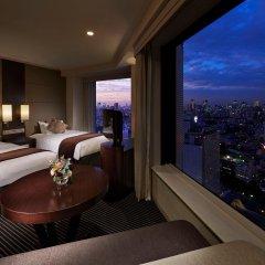 Отель Shinagawa Prince Токио балкон