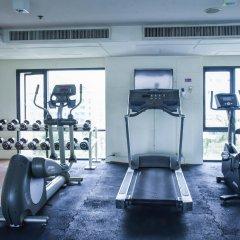 Отель Citadines Sukhumvit 8 Bangkok фитнесс-зал фото 3