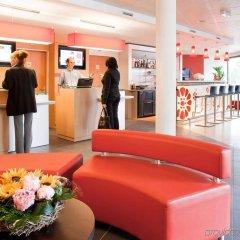 Отель Ibis Genève Petit Lancy Швейцария, Ланси - отзывы, цены и фото номеров - забронировать отель Ibis Genève Petit Lancy онлайн интерьер отеля