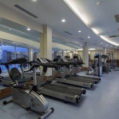Alaiye Resort & Spa Hotel Турция, Аланья - 8 отзывов об отеле, цены и фото номеров - забронировать отель Alaiye Resort & Spa Hotel - All Inclusive онлайн фитнесс-зал фото 3