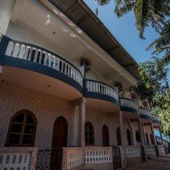 Отель OYO 10794 Calangute Гоа вид на фасад
