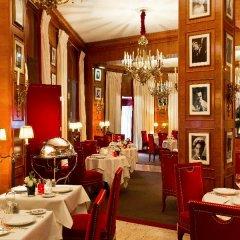 Отель Hôtel Barrière Le Fouquet's питание