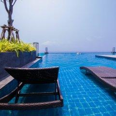 Отель Wong Amat Tower Apt.909 Паттайя фото 14