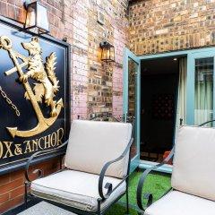 Отель Fox and Anchor фото 4