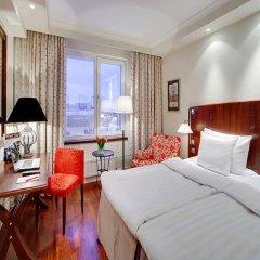 Гостиница Sokos Olympia Garden 4* Стандартный номер с двуспальной кроватью фото 8