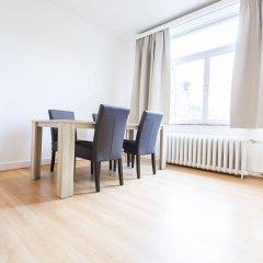 Отель Brugmann Square Apartments Бельгия, Брюссель - отзывы, цены и фото номеров - забронировать отель Brugmann Square Apartments онлайн комната для гостей фото 3