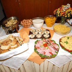 Balasca Hotel питание