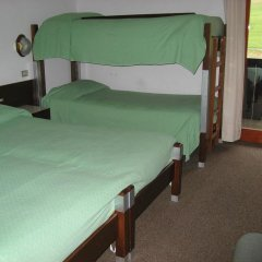 Hotel Davost Форни-ди-Сопра комната для гостей