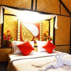 Отель Eco Lanta Hideaway Beach Resort Ланта комната для гостей фото 2