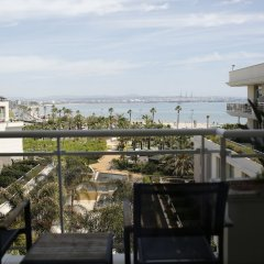 Отель Gran Palas Experience Spa & Beach Resort Испания, Ла Пинеда - 4 отзыва об отеле, цены и фото номеров - забронировать отель Gran Palas Experience Spa & Beach Resort онлайн балкон