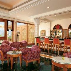 Отель Trident, Jaipur гостиничный бар