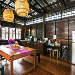 Отель Rachanatda Homestel Таиланд, Бангкок - отзывы, цены и фото номеров - забронировать отель Rachanatda Homestel онлайн питание фото 3