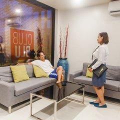 Отель Club Blu Мальдивы, Мале - отзывы, цены и фото номеров - забронировать отель Club Blu онлайн интерьер отеля фото 3