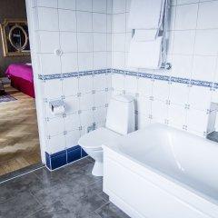 Отель Hôtel Eggers Швеция, Гётеборг - отзывы, цены и фото номеров - забронировать отель Hôtel Eggers онлайн ванная фото 2