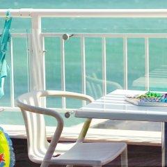 Отель White Lagoon - All Inclusive Болгария, Балчик - отзывы, цены и фото номеров - забронировать отель White Lagoon - All Inclusive онлайн балкон