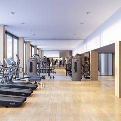Отель LUX* Bodrum Resort & Residences фитнесс-зал фото 3