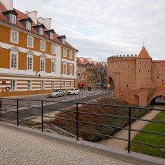 Апартаменты Adele Old Town Apartment Варшава фото 2