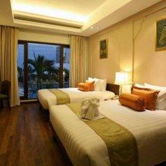 Отель Ravindra Beach Resort And Spa комната для гостей фото 7