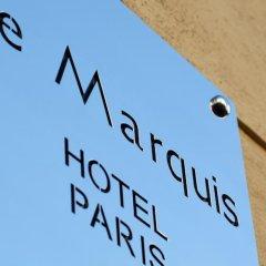 Отель Le Marquis Eiffel Париж с домашними животными