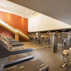 Отель Hilton Beijing фитнесс-зал фото 2