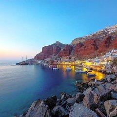 Отель Chroma Suites Греция, Остров Санторини - отзывы, цены и фото номеров - забронировать отель Chroma Suites онлайн фото 18