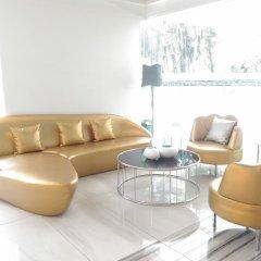Отель Le Tada Parkview Бангкок комната для гостей