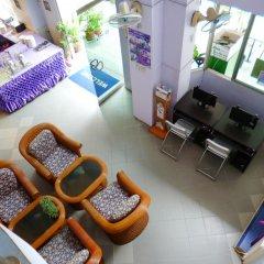 Отель Sawasdee Pattaya Паттайя фитнесс-зал