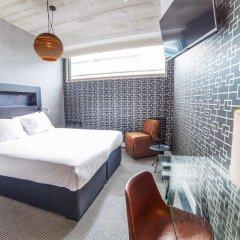 Отель DoubleTree by Hilton Hotel Amsterdam - NDSM Wharf Нидерланды, Амстердам - отзывы, цены и фото номеров - забронировать отель DoubleTree by Hilton Hotel Amsterdam - NDSM Wharf онлайн комната для гостей фото 4