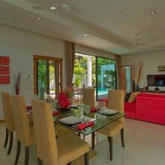 Отель Baannaraya Exclusive Pool Villa Residence комната для гостей фото 2
