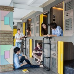 Отель Nonze Hostel Таиланд, Паттайя - 1 отзыв об отеле, цены и фото номеров - забронировать отель Nonze Hostel онлайн детские мероприятия