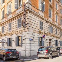 Отель San Marco Рим вид на фасад