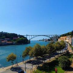 Отель Vincci Porto Порту приотельная территория