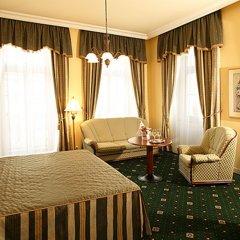 Отель Humboldt Park & Spa Карловы Вары комната для гостей