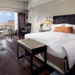 Отель Sofitel Saigon Plaza Вьетнам, Хошимин - отзывы, цены и фото номеров - забронировать отель Sofitel Saigon Plaza онлайн комната для гостей