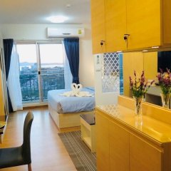 Отель Supalai Mare Pattaya Condo Sea View by Dome Паттайя в номере