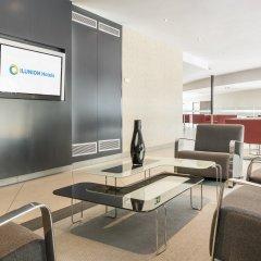 Отель ILUNION Auditori Испания, Барселона - 3 отзыва об отеле, цены и фото номеров - забронировать отель ILUNION Auditori онлайн бассейн фото 2