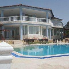 Dream Hotel Ayasaranda Турция, Чешме - отзывы, цены и фото номеров - забронировать отель Dream Hotel Ayasaranda онлайн бассейн