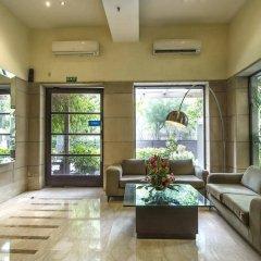 Отель Fab Hotel Prime Shervani Индия, Нью-Дели - отзывы, цены и фото номеров - забронировать отель Fab Hotel Prime Shervani онлайн интерьер отеля