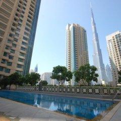 Отель Kennedy Towers - 29 Boulevard [Dubai] бассейн
