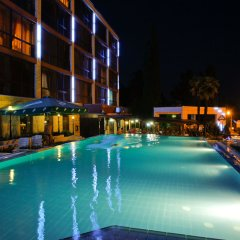 Сочи-Бриз Отель бассейн фото 2