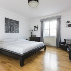 Отель onefinestay - Greenwich private homes комната для гостей фото 5