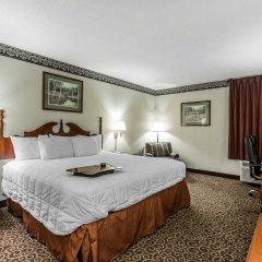 Отель Clarion Inn Chattanooga США, Чаттануга - отзывы, цены и фото номеров - забронировать отель Clarion Inn Chattanooga онлайн комната для гостей