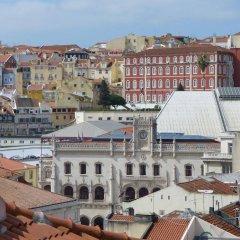 Апартаменты Bairrus Lisbon Apartments - Rossio Лиссабон балкон