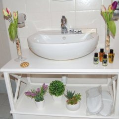 Отель Al Vicoletto Агридженто ванная