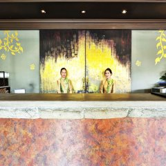 Jomtien Garden Hotel & Resort интерьер отеля
